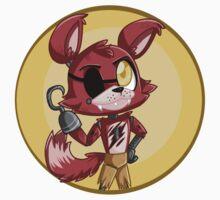 Foxy The Pirate Fox T-Shirt