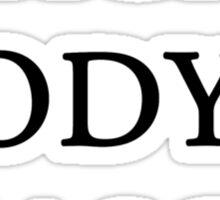 FLACKO JODYE SEASON Sticker