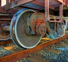 Well-worn wheels by njordphoto