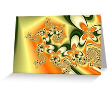 SPCH2 Carlotta Image 3-flowers + Parameter Greeting Card