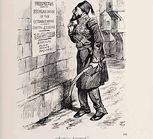 Cartoons by Sir John Tenniel selected from the pages of Punch 1901 0157 Turkey Limited by wetdryvac