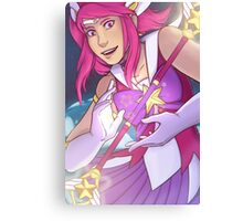 STAR GUARDIAN LUX Canvas Print
