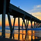 WRIGHTSVILLE BEACH , WILMINGTON NORTH CAROLINA by MIKESANDY