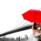 Brooklyn Bridge Wedding Bells II by deahna