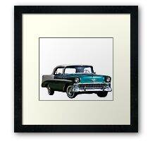 Chevy B Framed Print