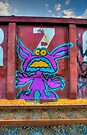 Boo! (Real Monster's Ickis in Graffiti) by Bill Wetmore