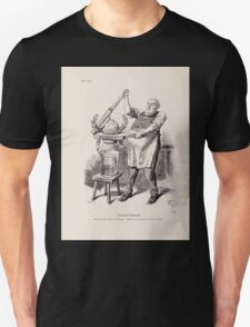 Cartoons by Sir John Tenniel selected from the pages of Punch 1901 0138 Lemon Squash Unisex T-Shirt