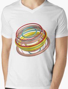 terra space Mens V-Neck T-Shirt