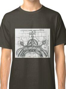Mosteiro da Batalha sketch Classic T-Shirt
