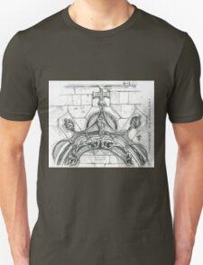 Mosteiro da Batalha sketch T-Shirt