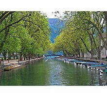 Annecy Photographic Print