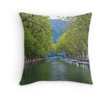Annecy Throw Pillow