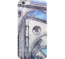 bATALHA flying buttress iPhone Case/Skin