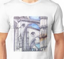 bATALHA flying buttress Unisex T-Shirt