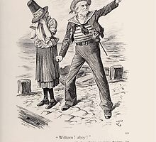 Cartoons by Sir John Tenniel selected from the pages of Punch 1901 0147 William Ahoy by wetdryvac