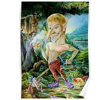 Drunk goblin Poster