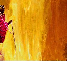 the Masai by Birgits