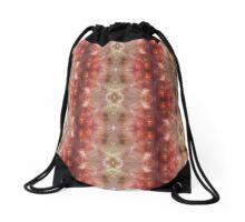 Scarlet Gem Drawstring Bag