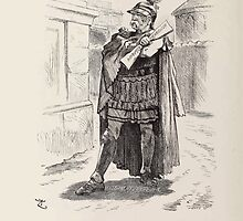 Cartoons by Sir John Tenniel selected from the pages of Punch 1901 0110 Coriolanus by wetdryvac