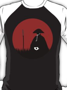 Meditating Samurai Warrior T-Shirt