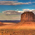 Monument Valley by Bill Wetmore