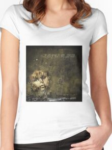 No Title 53 Women's Fitted Scoop T-Shirt