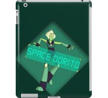 Peridot: The comedy meme version iPad Case/Skin