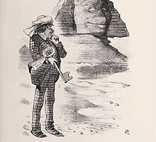Cartoons by Sir John Tenniel selected from the pages of Punch 1901 0061 Mose in Egitto by wetdryvac