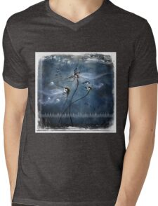 No Title 37 Mens V-Neck T-Shirt