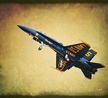 U.S. Navy Blue Angel by golfnut10