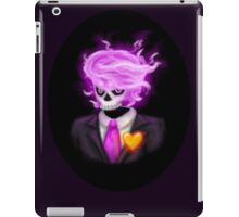 Ghost - Lewis iPad Case/Skin
