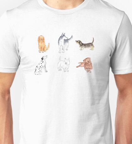 Dog Days Unisex T-Shirt