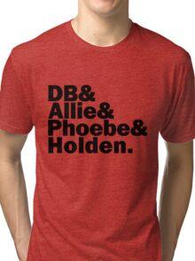 The Caulfields Tri-blend T-Shirt