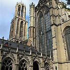 Cathedral of Utrecht by theBFG