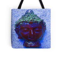 Unique buddha glow in the dark Tote Bag
