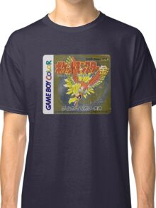 Pokemon Gold  Classic T-Shirt