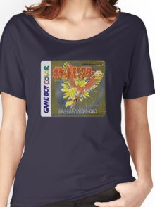 Pokemon Gold  Women's Relaxed Fit T-Shirt