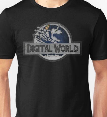 Digital World Unisex T-Shirt