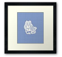 I Only Want To Be With You Framed Print