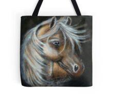 Unique painted horse Tote Bag