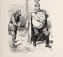 Cartoons by Sir John Tenniel selected from the pages of Punch 1901 0115 What Will He do With Us by wetdryvac