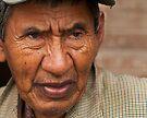 Aborigen Man - Argentina by Kent DuFault