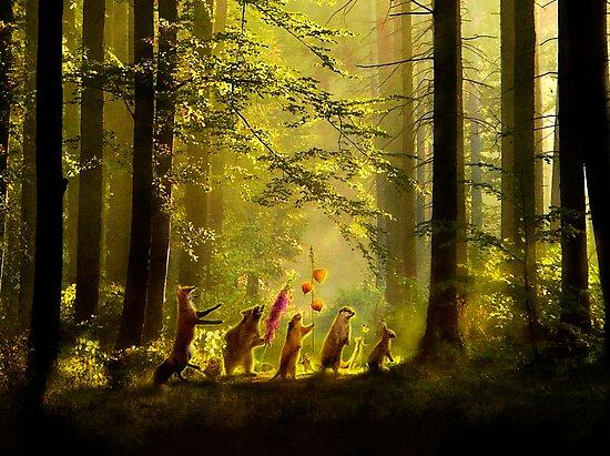 The Secret Parade II by Aimee Stewart