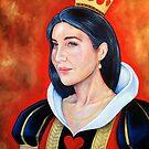 Queen of Hearts by whiterabbitart