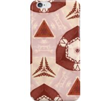 abstract stylish modern pattern iPhone Case/Skin