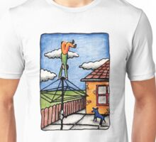 Working Under Pressure Unisex T-Shirt