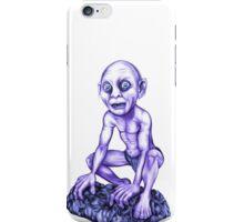 Gollum's T-shirt iPhone Case/Skin