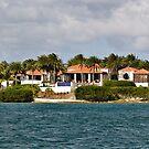Beach House In Antigua by Memaa