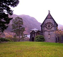 Church Of St Mary & St Finnan, Glenfinnan. by JJsEscape