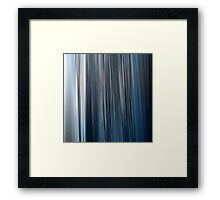 Colours of the Pacific Framed Print